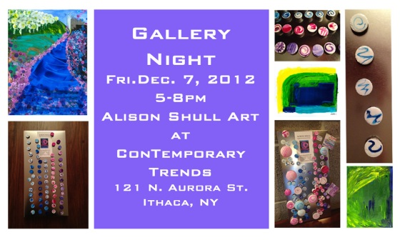 Alison Shull Art at Contemporary Trends