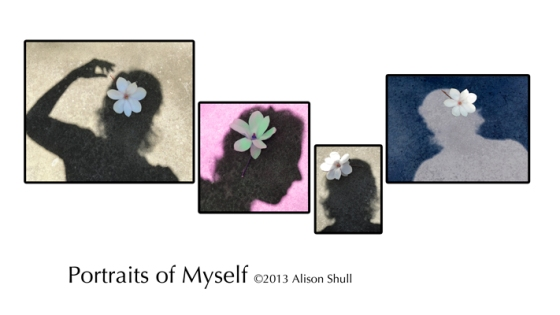 Portriats of Myself - Alison Shull Art
