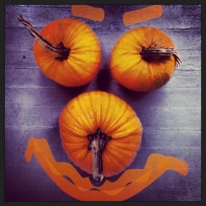 Pumpkins Uncarved - Alison Shull